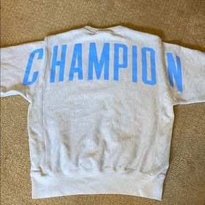 Champions sweater. Only worn once.